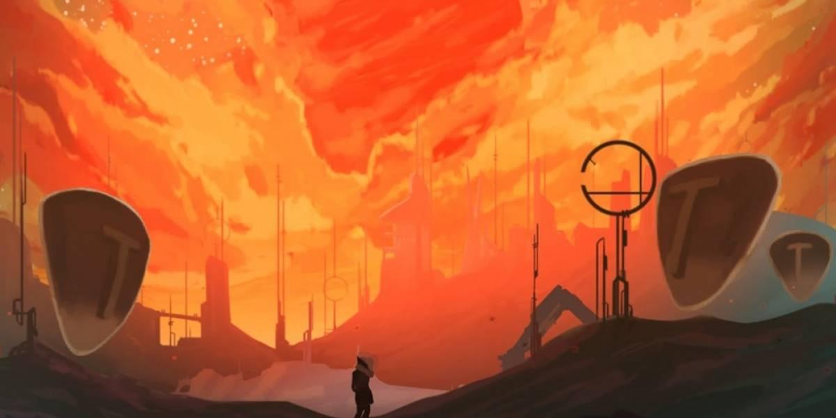 Elegy for a Dead World: Un videojuego para escritores y poetas