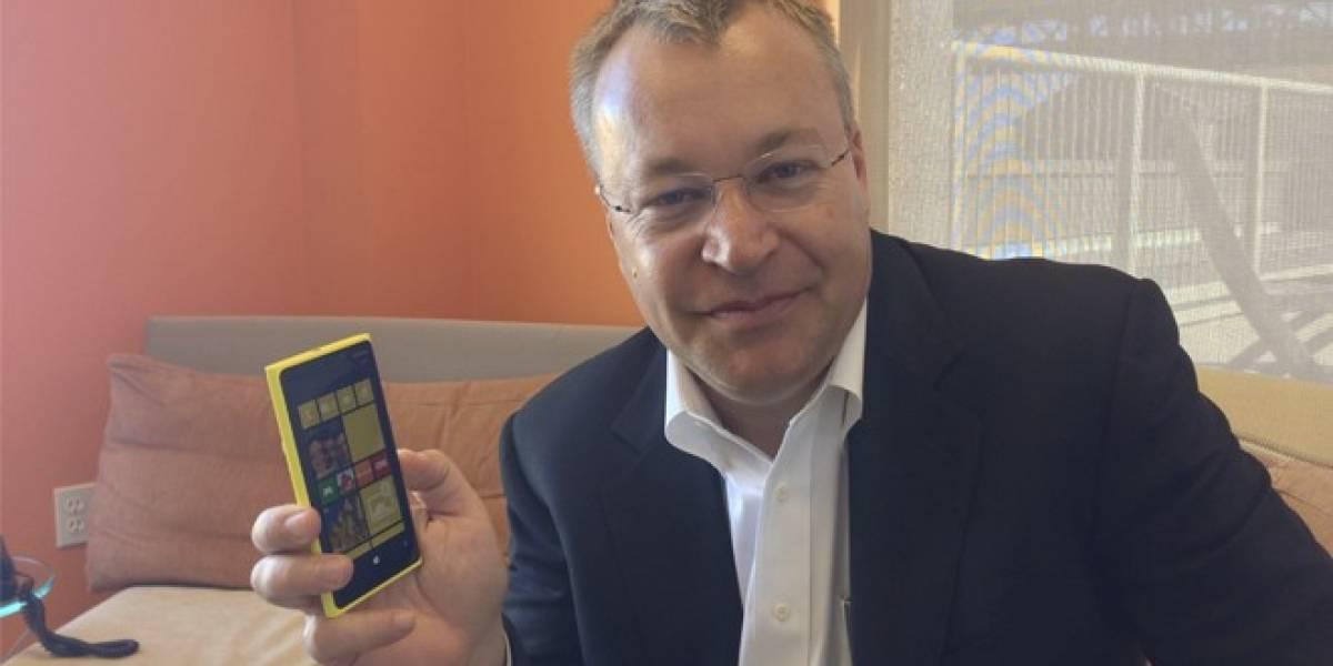 CEO de Nokia cree que Google está cerrando el ecosistema de Android