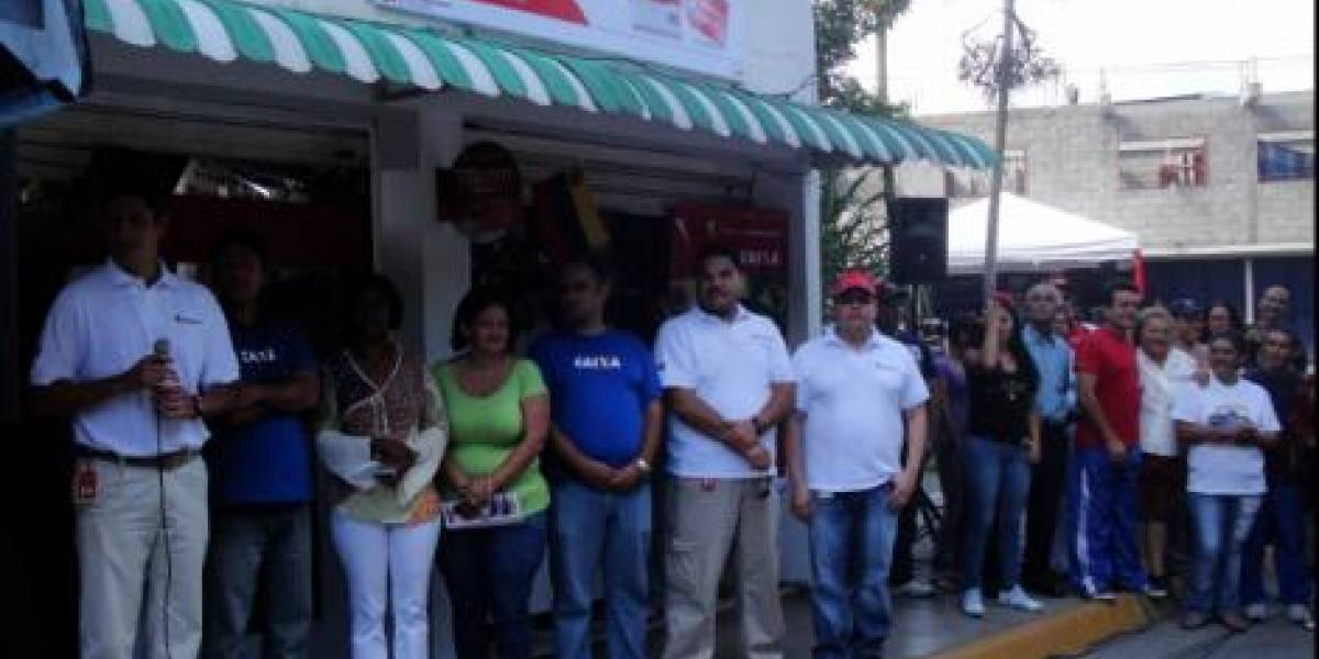 Venezuela: Gobierno impulsa red bancaria itinerante