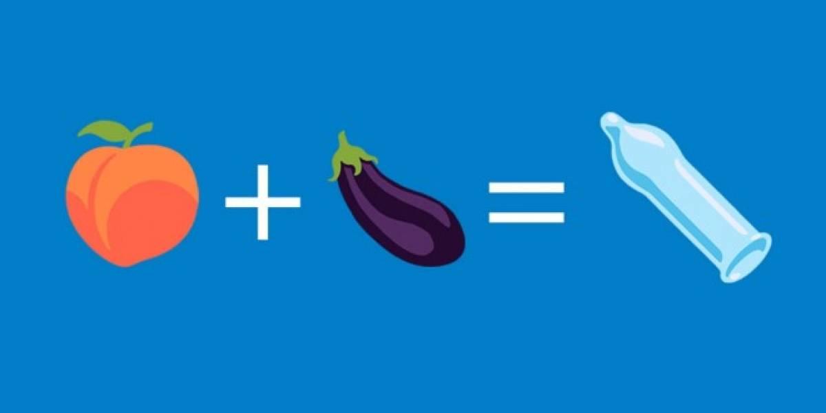 Durex propone crear emojis de condones