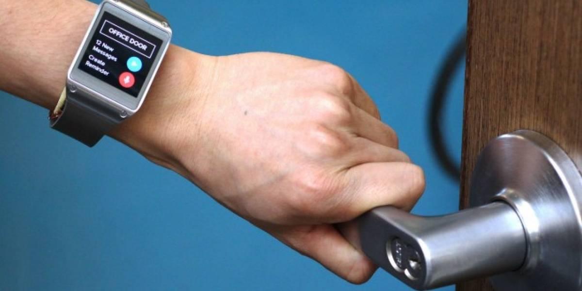 Este smartwatch sabe exactamente qué es lo que estás tocando