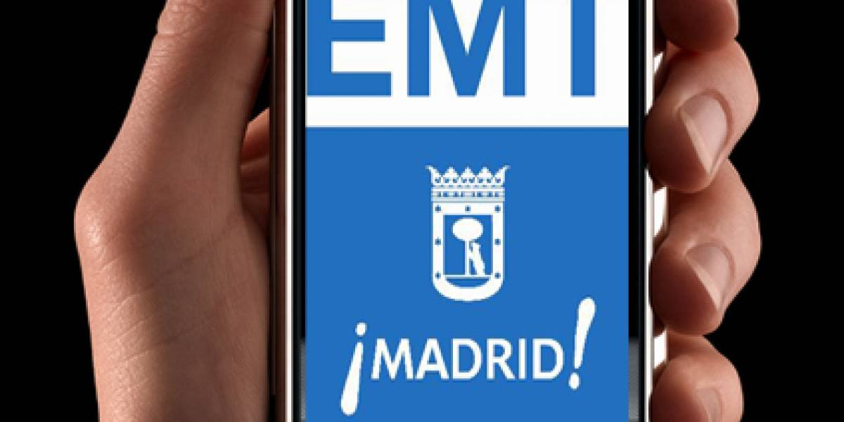 Madrid: Aplicación para teléfono móvil te recomienda la mejor ruta en autobús