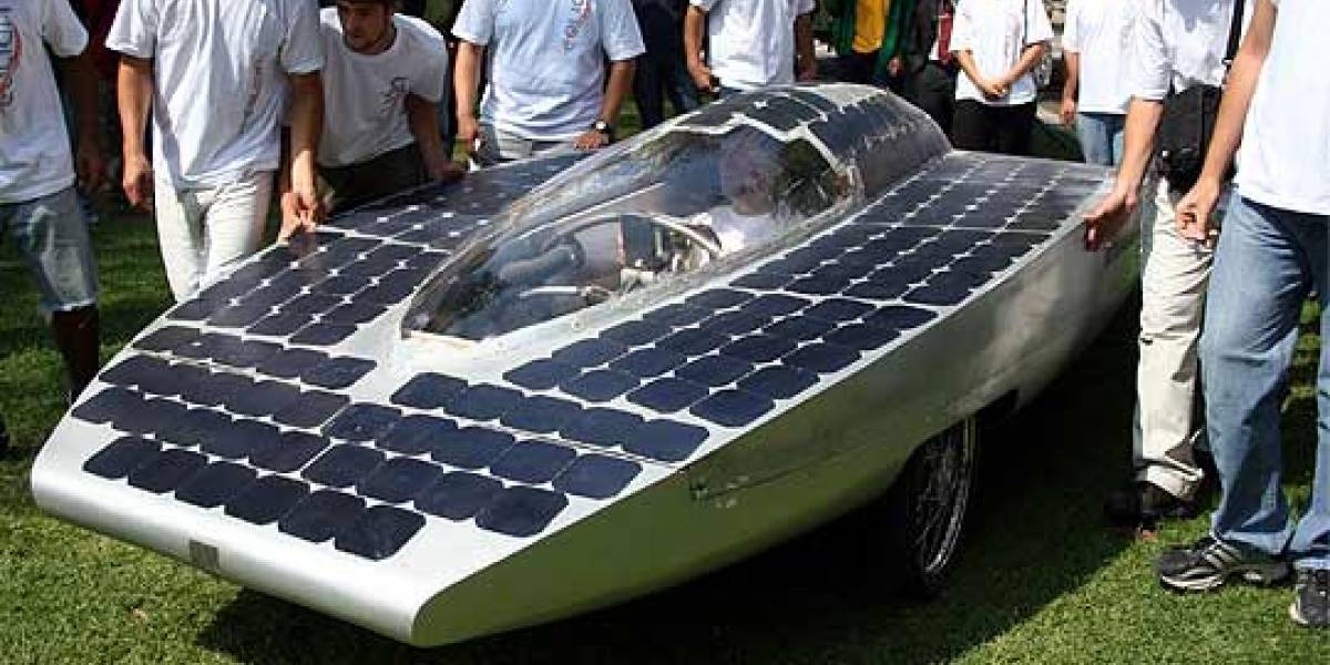Eolian: Primer auto solar chileno parte a la World Solar Challenge