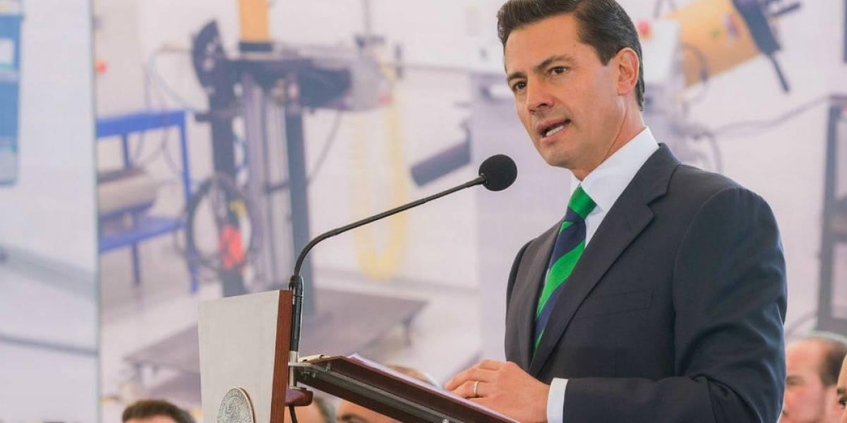 Peña Nieto insta a funcionarios a 'trabajar intensamente' el restodel sexenio