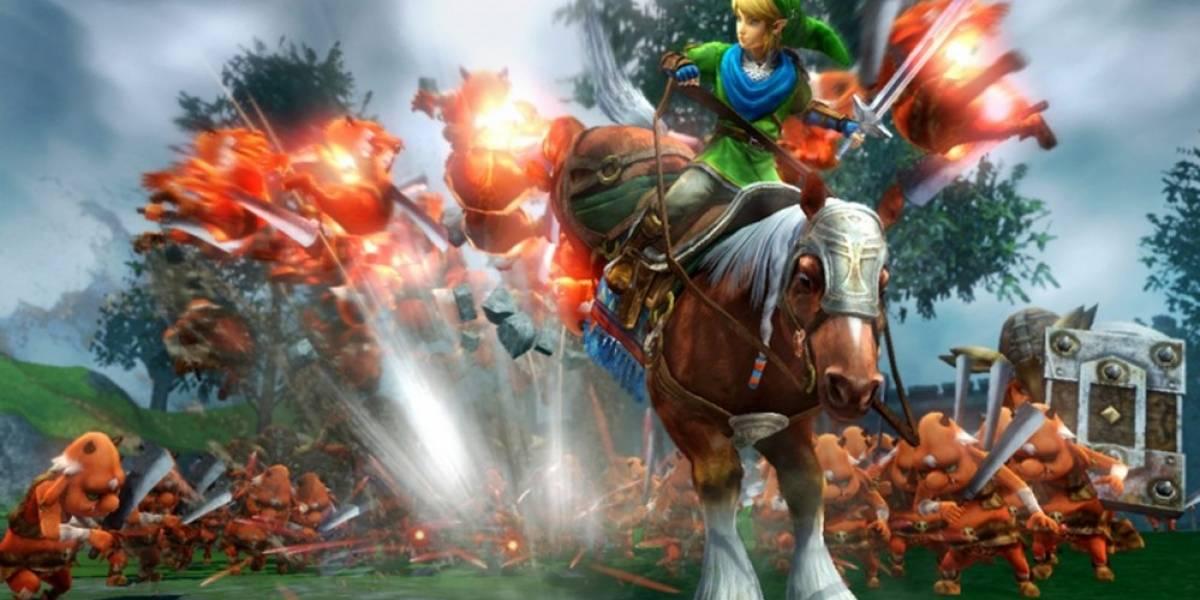 Epona llegará a Hyrule Warriors como parte del primer DLC