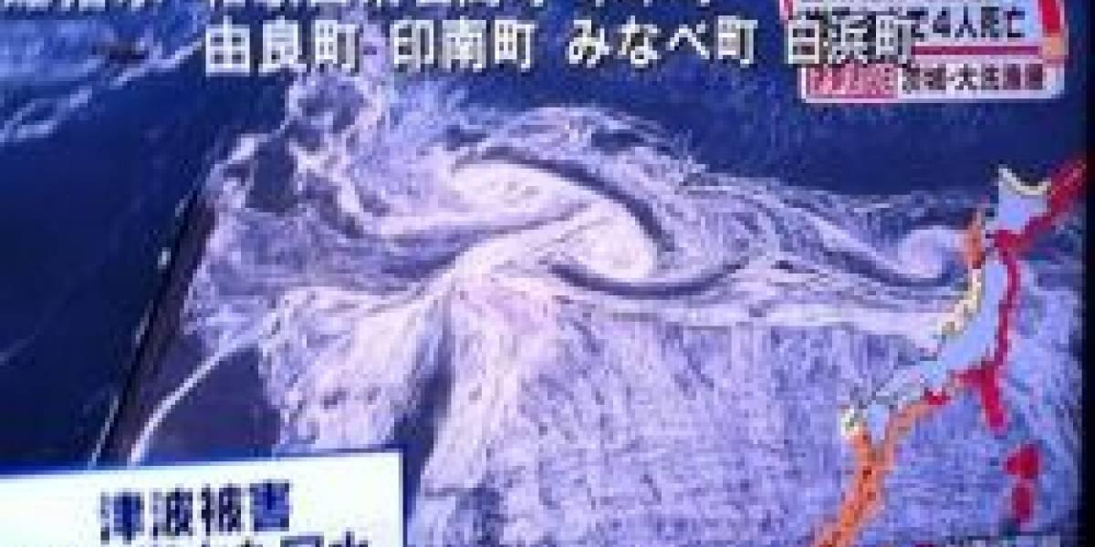Japón: Impactantes videos del terremoto (Actualizado)