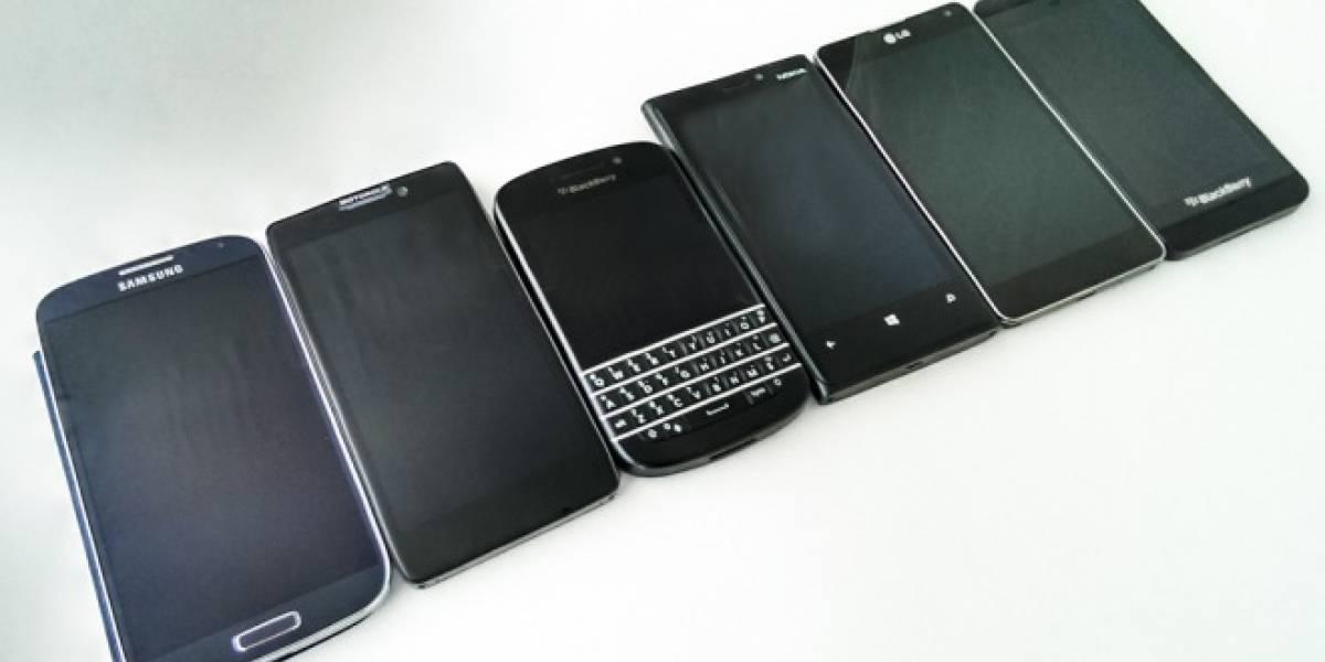 Probamos 6 smartphones en la primera red 4G LTE de Chile [W Labs]