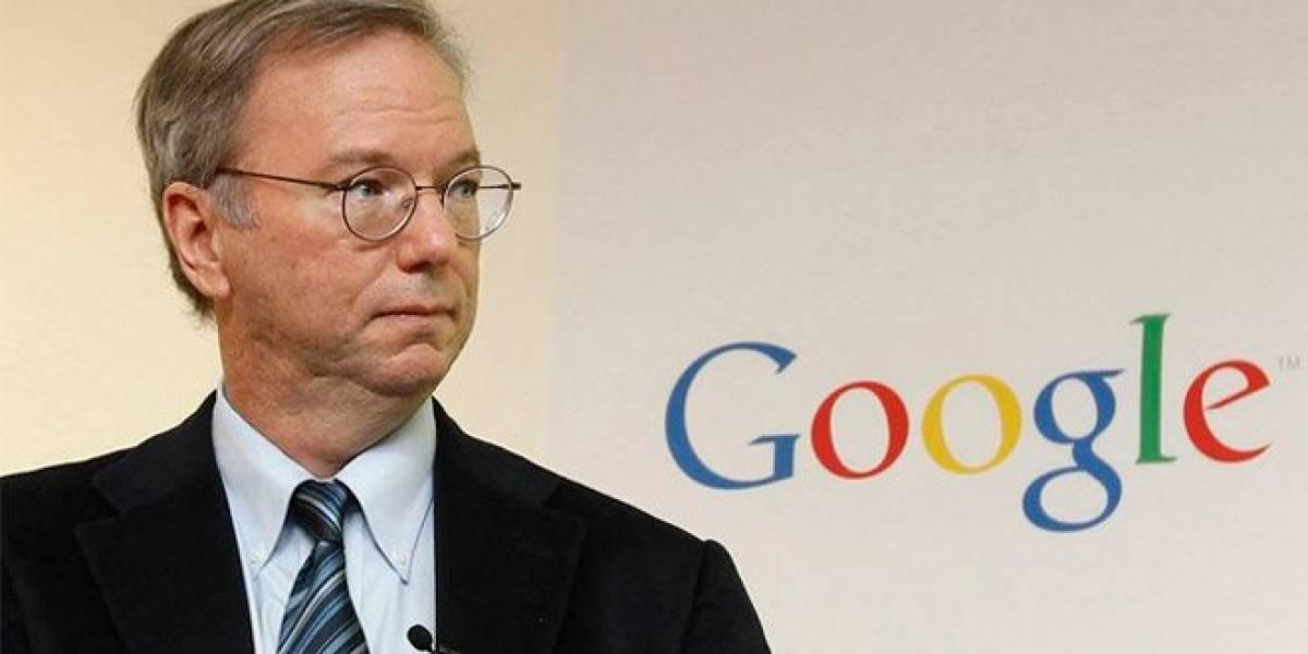 Presidente del directorio en Google asegura que la guerra entre iOS y Android ellos ya la ganaron