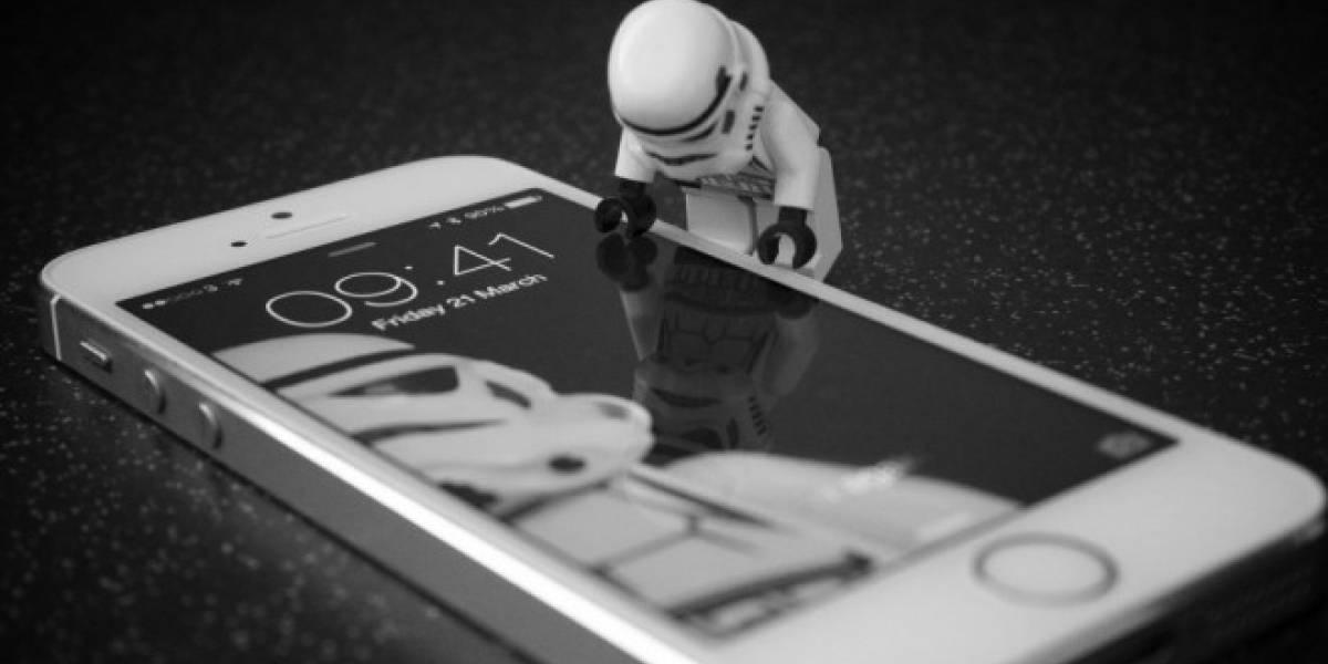 Aparecen supuestas imágenes del iPhone 6S