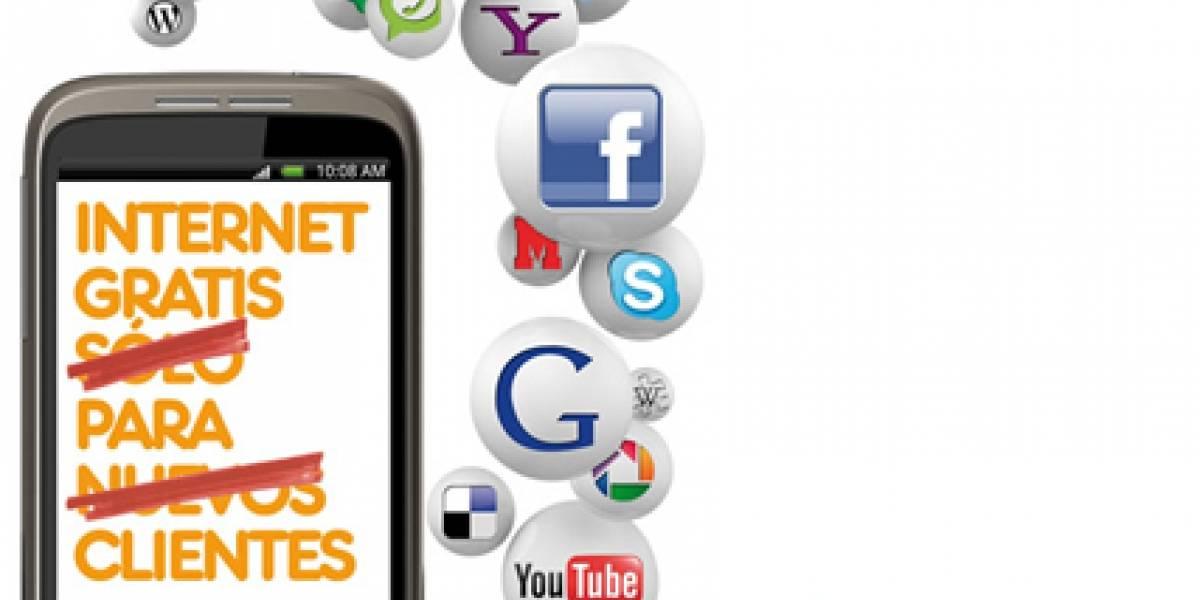 España: Euskaltel ofrece Internet móvil gratis eternamente