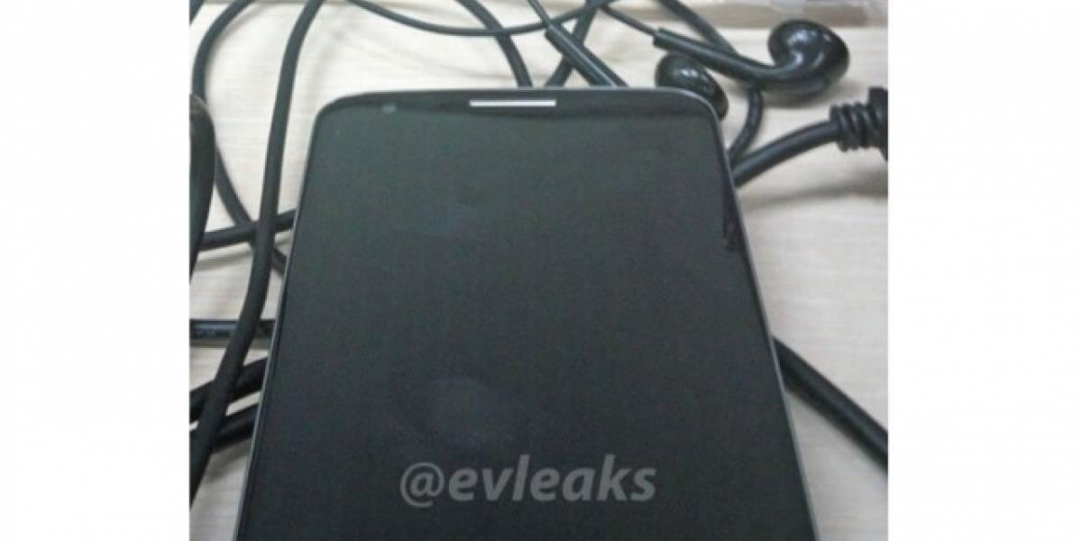Filtrada la posible pantalla borde a borde del LG Optimus G2