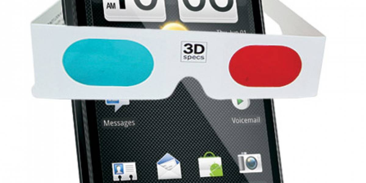El turno del HTC Evo 3D