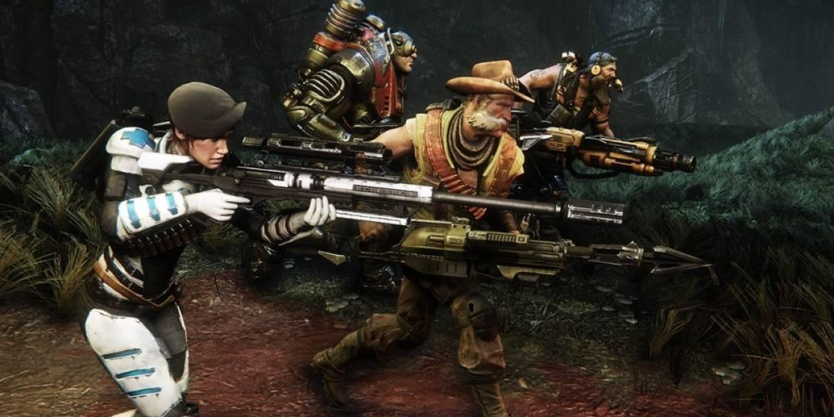 Evolve tendrá beta, solo en Xbox One #gamescom2014