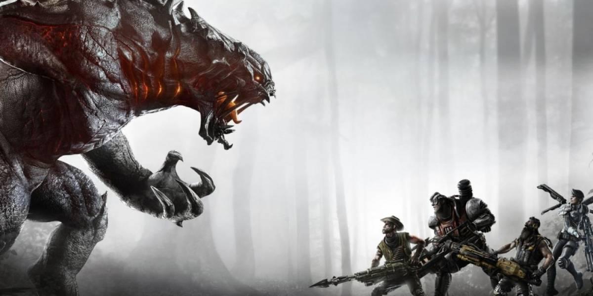 Evolve estará gratis durante el fin de semana en Xbox One y PC