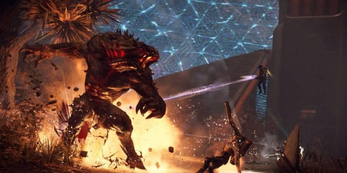 Evolve recibe el nuevo modo Arena y ya se puede descargar de manera gratuita