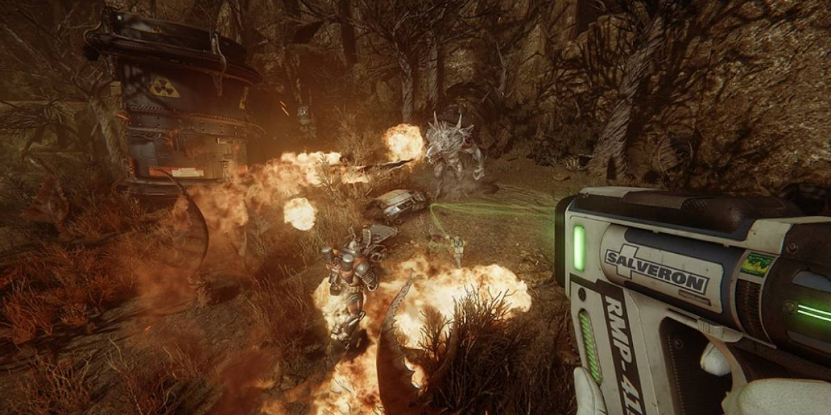 Evolve: Anunciado el cuarto monstruo y la PC Monster Race Edition