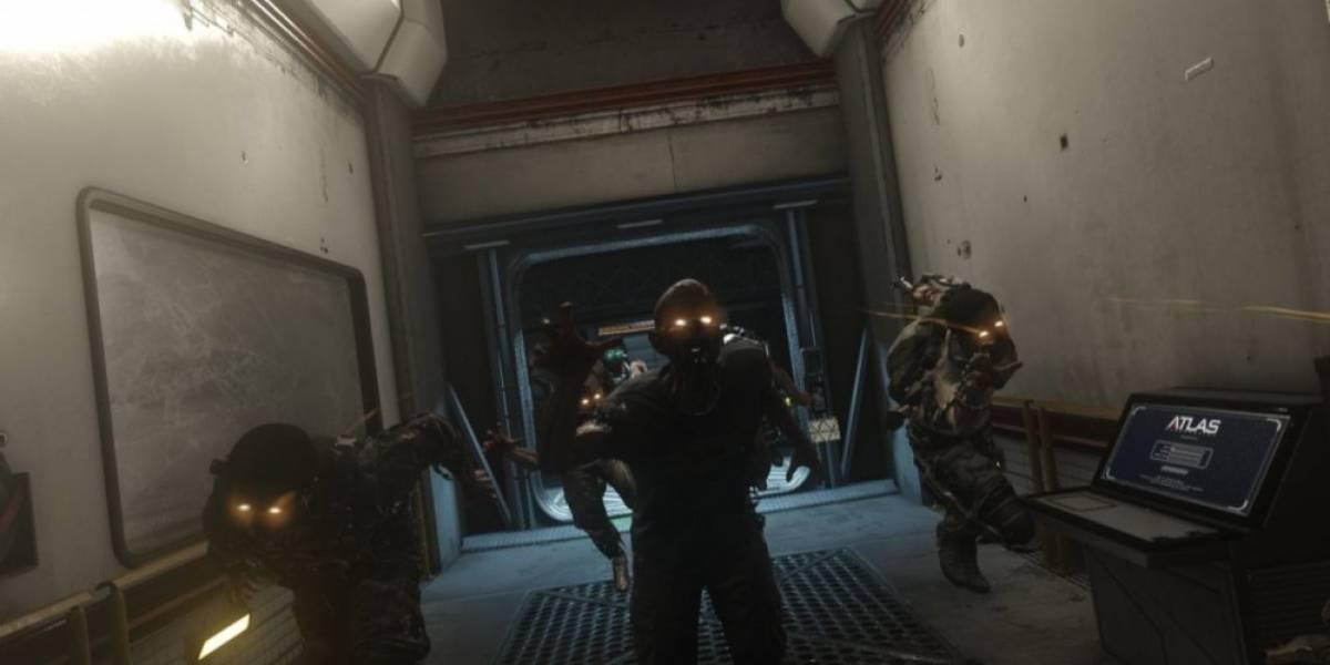 Se revelan los actores que participarán en el modo Exo Zombies de Advanced Warfare