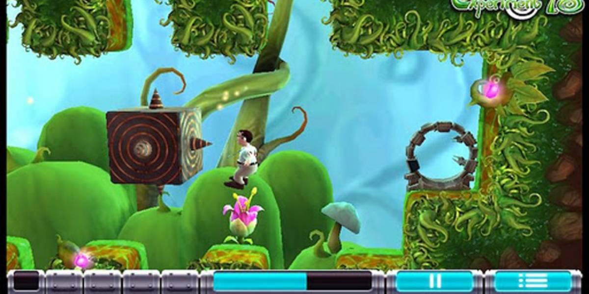 Sony Ericsson lanza juego de plataforma-puzzle gratis para el Xperia Play
