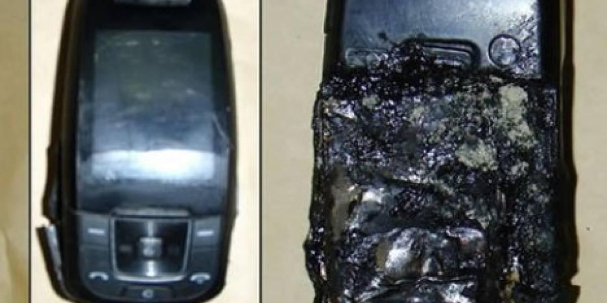 (070) Teléfonos móviles que explotan