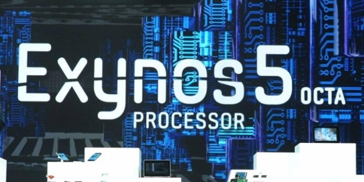 Samsung lanzará un nuevo Exynos 5 Octa la próxima semana