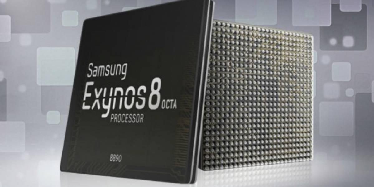 Samsung anuncia oficialmente Exynos 8890 y estas son sus especificaciones