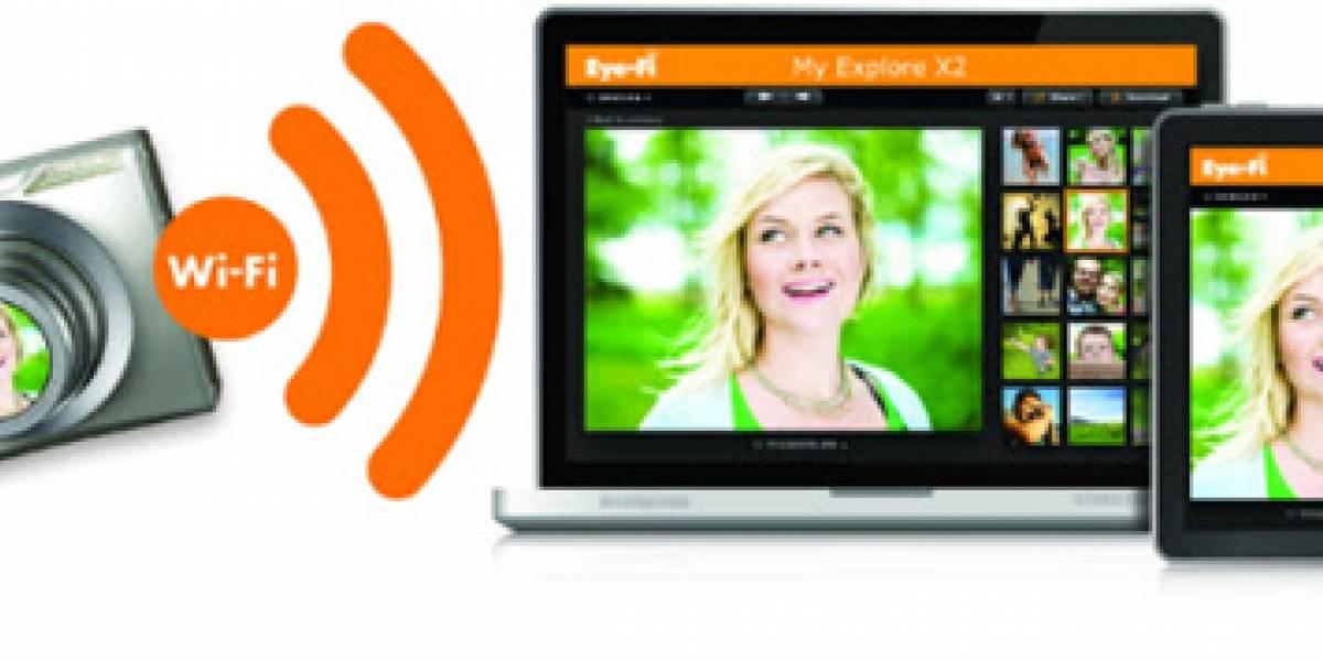 Direct Mode de Eye-Fi permite colgar fotos directamente al móvil/tableta
