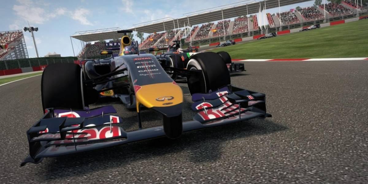 Una vuelta en el Autódromo de Sochi en F1 2014