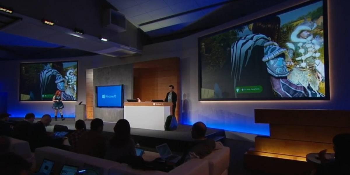 Fable Legends llegará a Windows 10