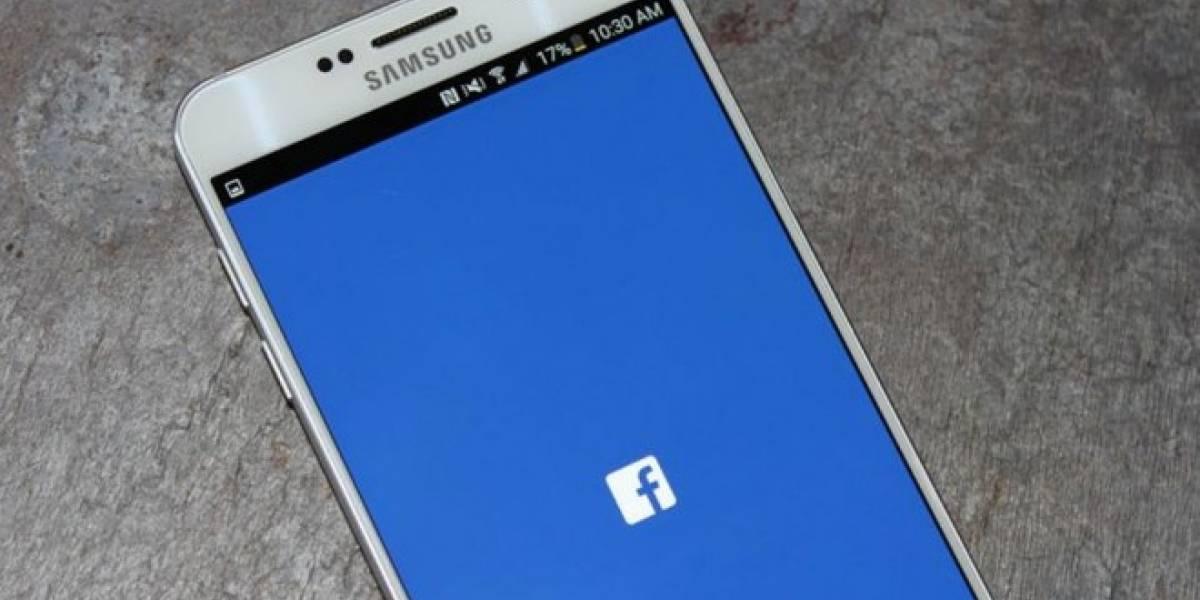 Facebook para Android agrega función que disminuye consumo de datos