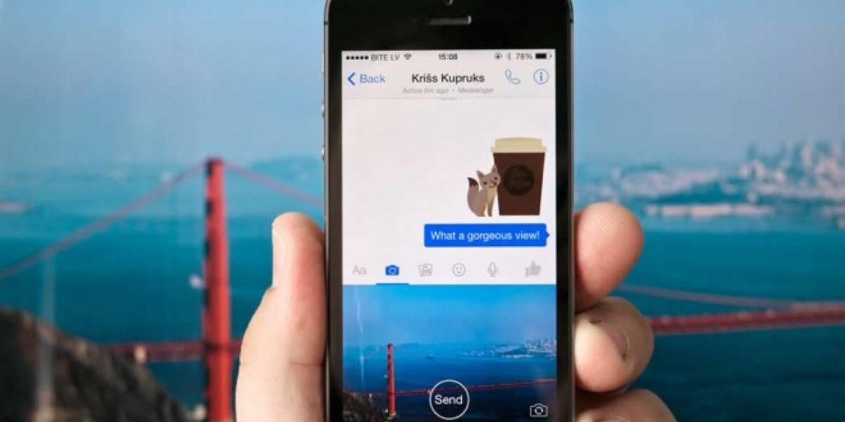 Facebook estaría desarrollando una aplicación para competir con Snapchat