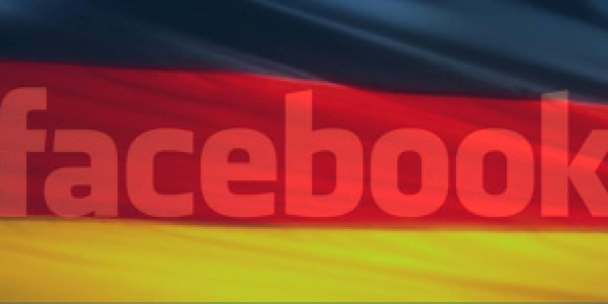 Facebook spricht Deutsch!