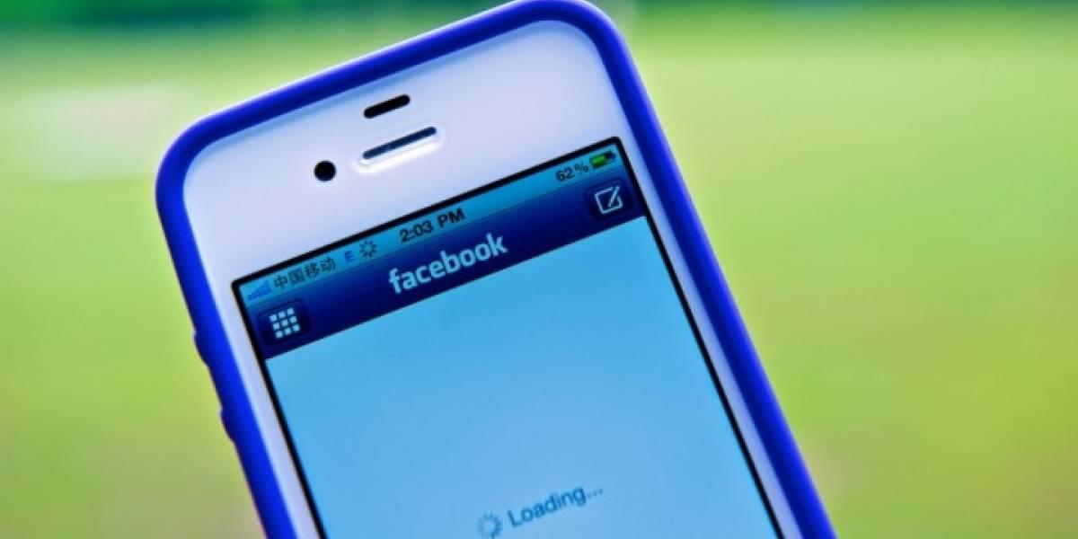 Facebook también renueva su aplicación de mensajería