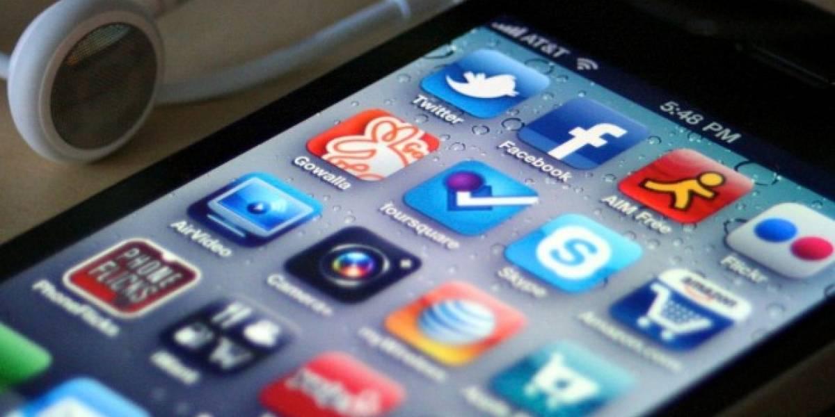 Estudio revela cuáles son las aplicaciones móviles más usadas en 2015
