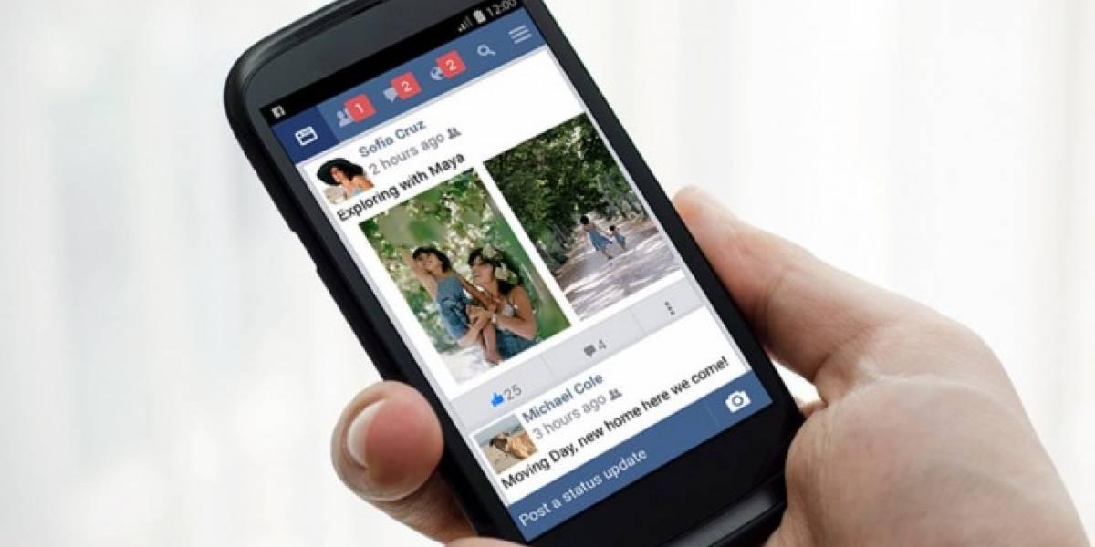 Facebook prueba aplicación que lanza alertas de noticias relevantes