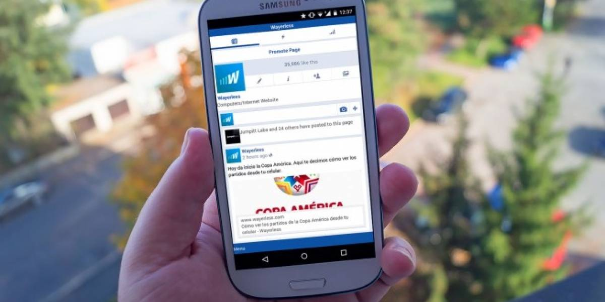 Facebook Lite ya está disponible en México