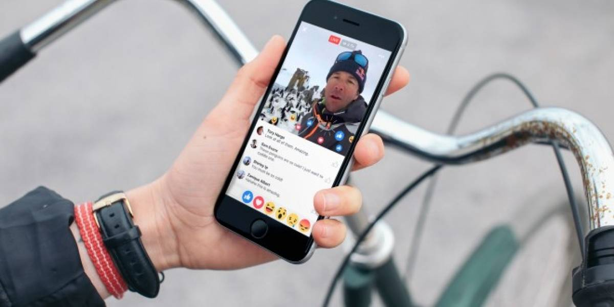 Facebook agrega soporte para Grupos y Eventos en su herramienta Live Video