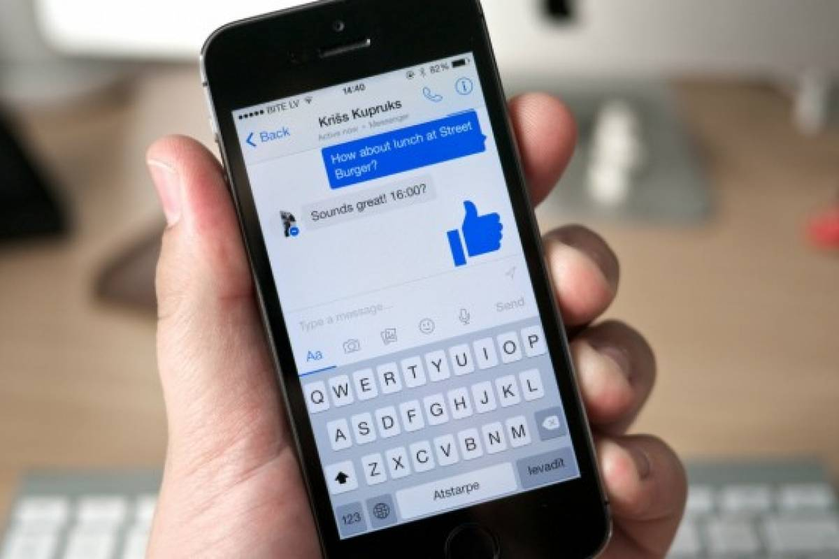 Facebook Messenger ahora permite conversar con extraños