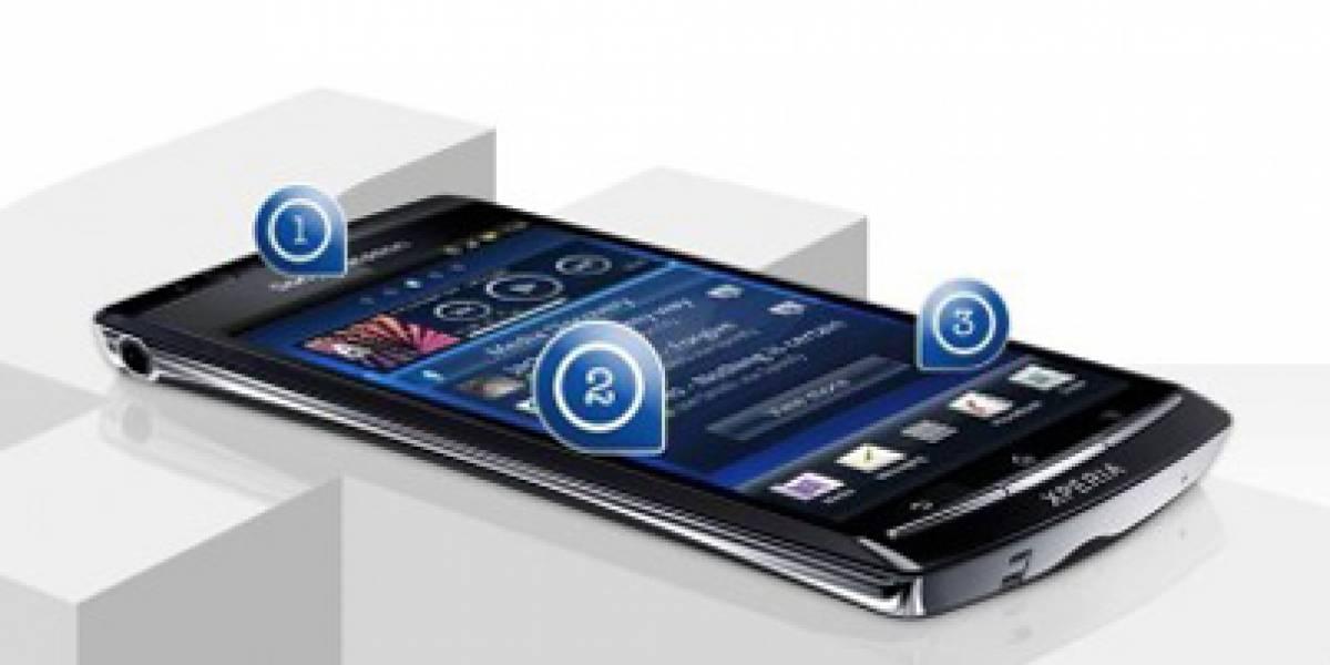 Xperia Arc y Xperia Play tendrán actualización de Facebook pronto