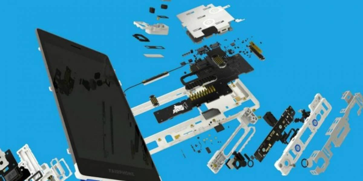 Se abre la preventa para el smartphone modular Fairphone 2