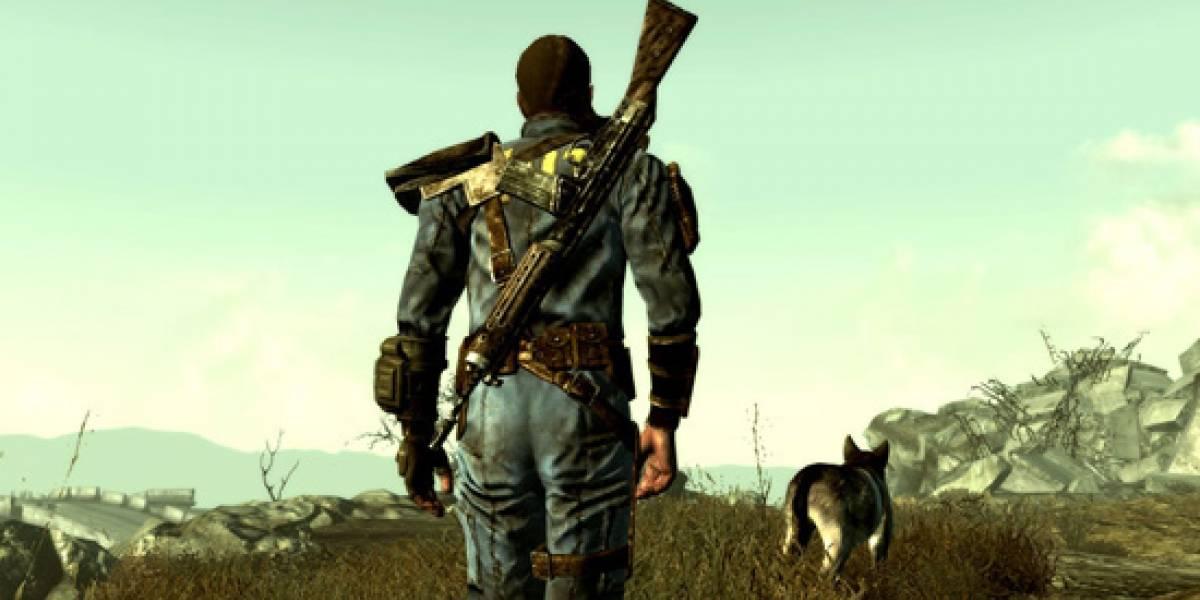 Por fin llegará el DLC de Fallout 3 para PS3, además se anuncian nuevos paquetes de contenido