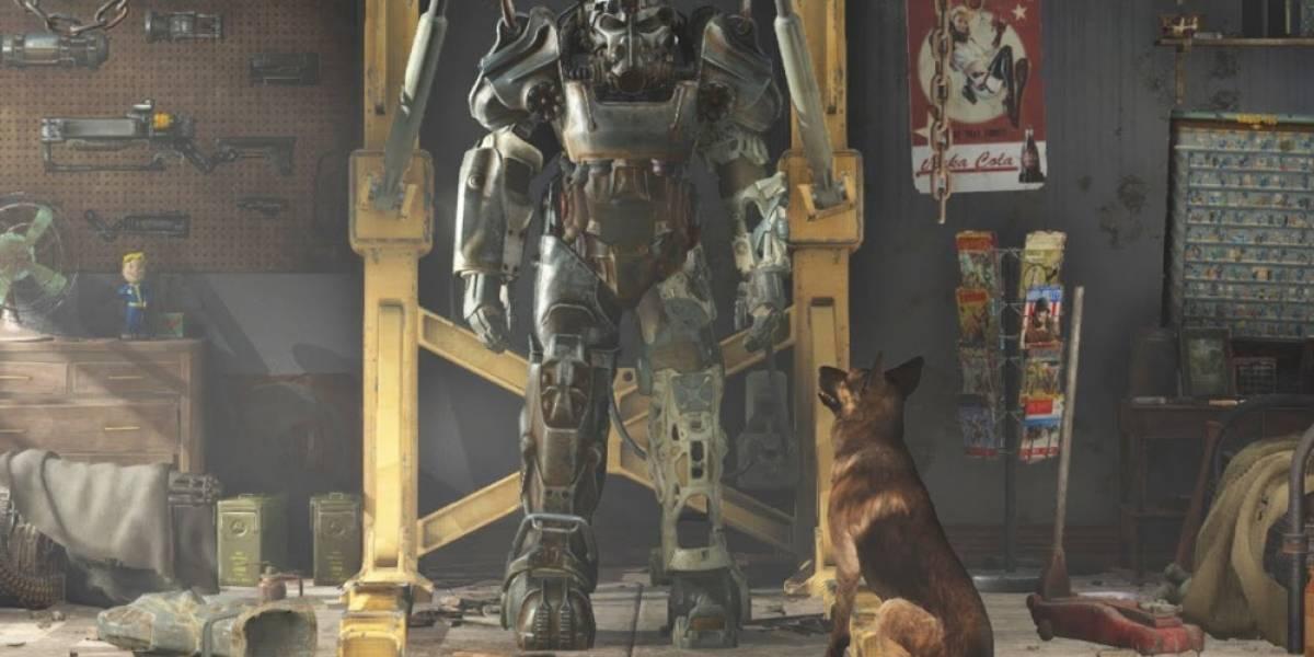Fallout 4 correrá a 1080p y 30FPS en consolas