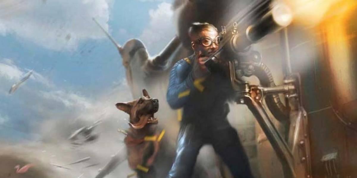 Se confirma opción de precarga para Fallout 4 en PS4, Xbox One y PC
