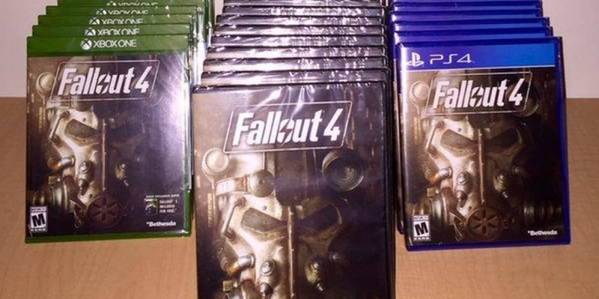 ¡Celebren! Fallout 4 ya está terminado