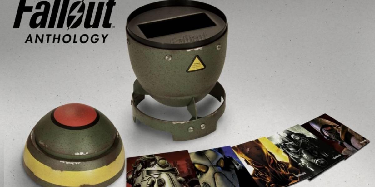 Bethesda anuncia Fallout Anthology en QuakeCon 2015