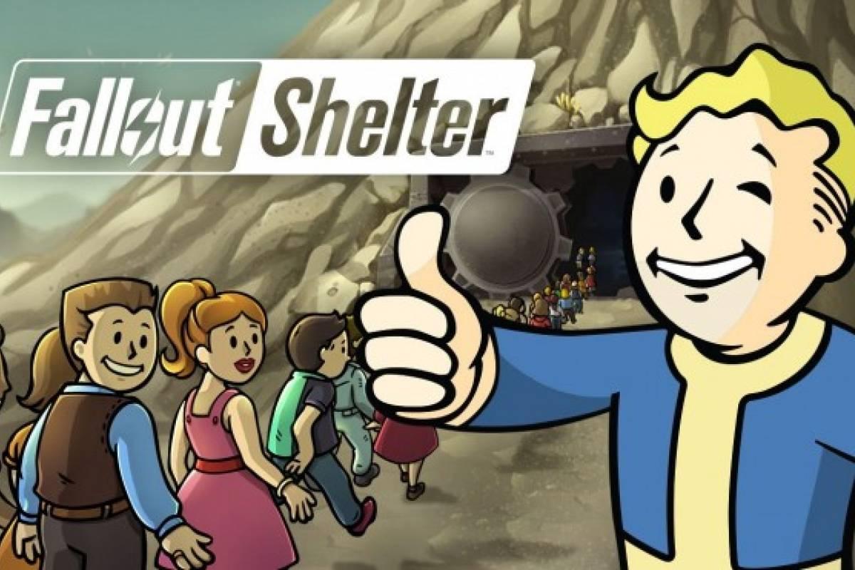 Fallout Shelter también llegará a Android