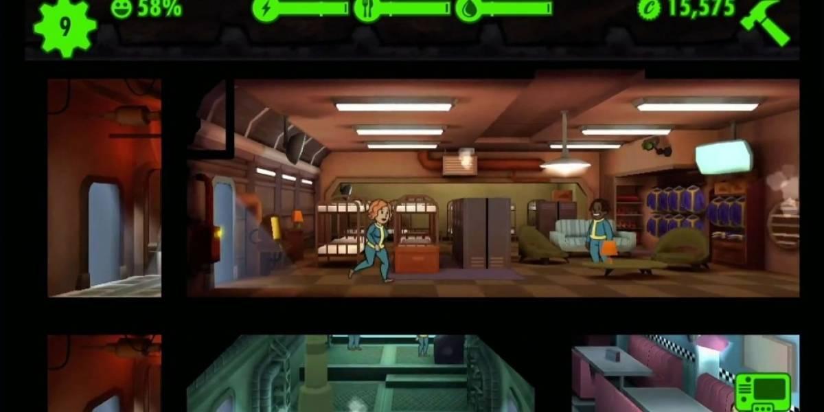 Fallout Shelter estará disponible hoy mismo #E32015