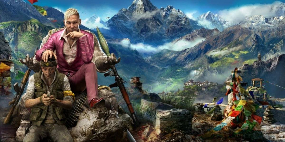 Ubisoft anuncia Far Cry 4 Complete Edition para PS4 y PC