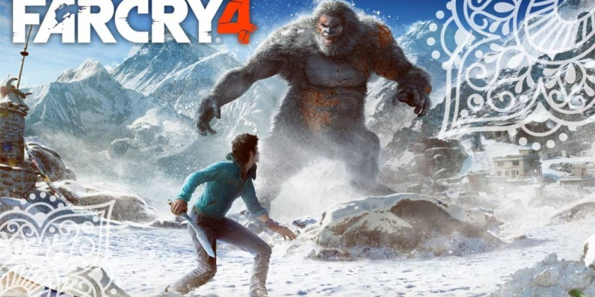 Far Cry 4: Valley of the Yetis recibe tráiler y fecha de lanzamiento