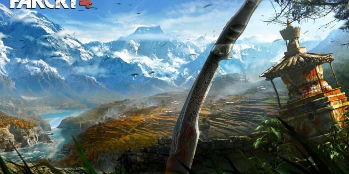 Nuevo tráiler de Far Cry 4 explora la región central y las montañas de Kyrat