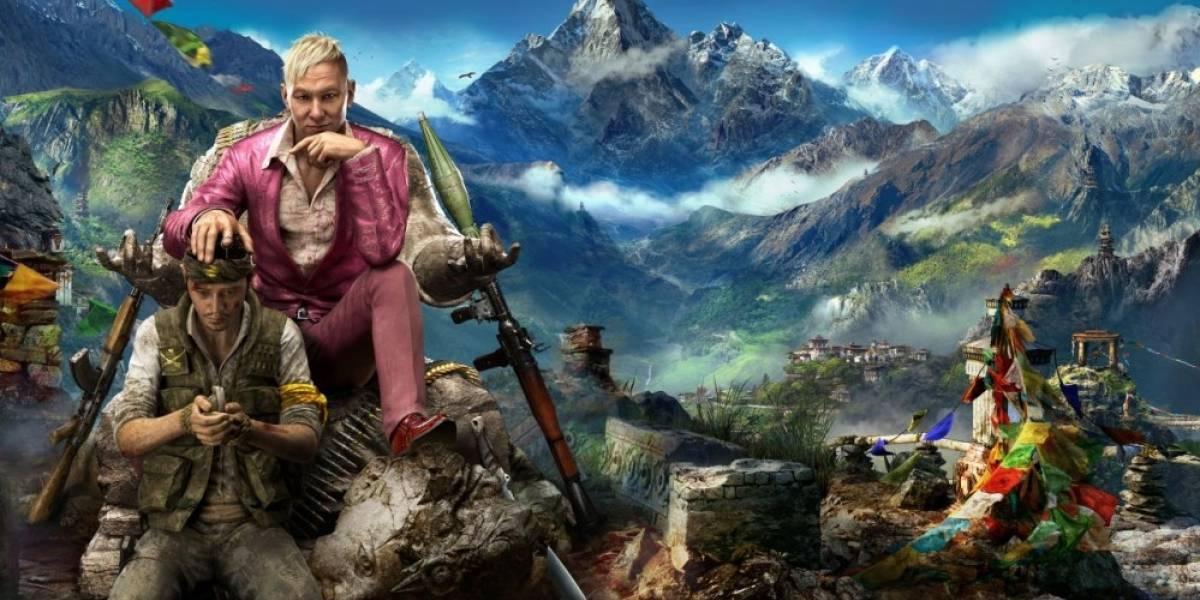 Ubisoft revela los detalles del Pase de Temporada para Far Cry 4